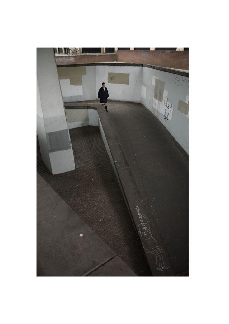 Nomen Nescio XIV - Campaign  Photography & design: Lucas van der Velde Model: Christian Maminski