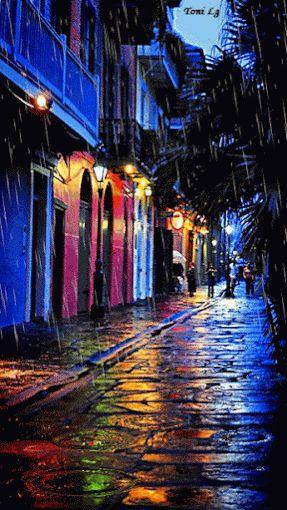 DIA DE LLUVIA.....siempre la nostalgia se apodera de mi alma y la hace prisionera de recuerdos......