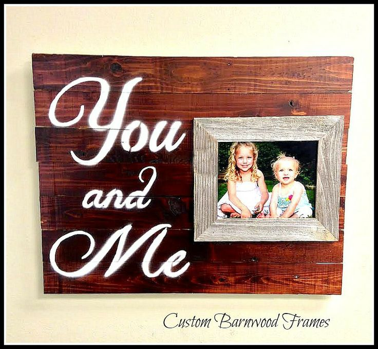 custom barnwood frames sign stained you wwwcustombarnwoodframingcom