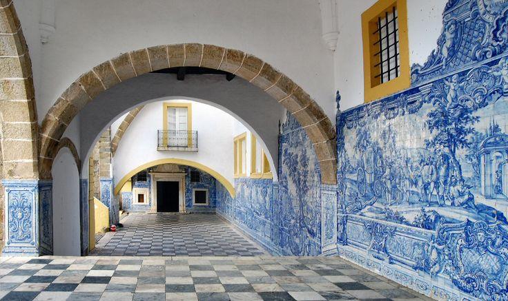 São Bernardo Convent, Portalegre, Alentejo Portugal