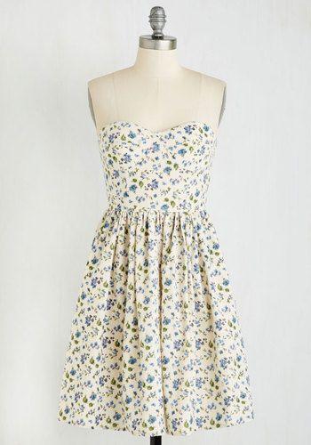 Frappe Attention to the Details Dress | Mod Retro Vintage Dresses | ModCloth.com