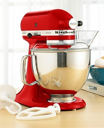 kitchen aide oh how I want it so badly