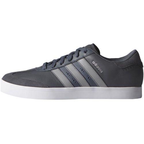 Adidas Adicross V - Chaussures de golf pour homme, gris/blanc, 44 (W) - Chaussures  adidas (*Partner-Link)