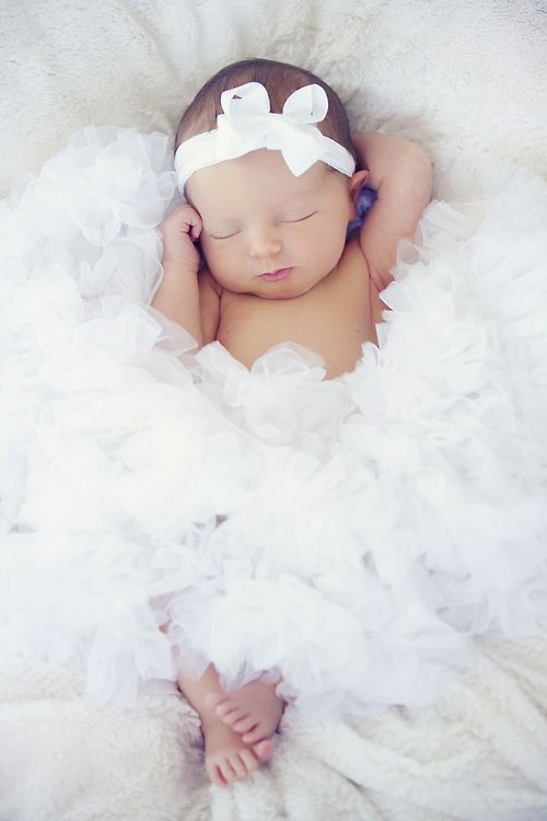 Shhh. Sleeping Angel!