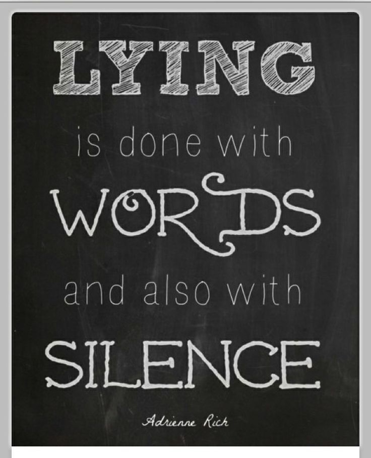 Adrienne Rich Quote U0026 The Biggest Lies I Tell Myself. Love This