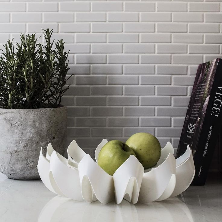Small Petals fruit bowl designed by Janne Uusi-Autti