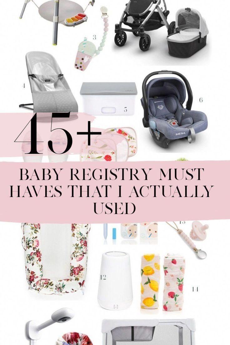 75 Baby Registry Must Haves | Baby Registry Must haves ...