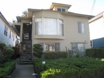 $1100 / 1br - 600ft² - REMODELED KITCHEN! Walk 2 BART! WalkScore 83%    1614 Alcatraz Ave unit #A, Berkeley, CA