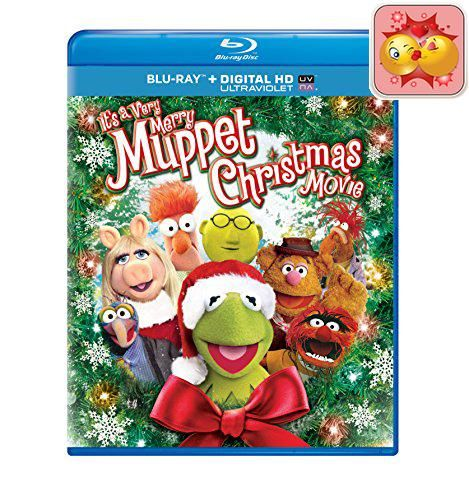 #spring2018 Join Kermit the Frog, Miss Piggy, Fozzie Bear, Gonzo and the entire Muppet gang in It's a #Very Merry Muppet Christmas Movie! 'Tis the night before C...