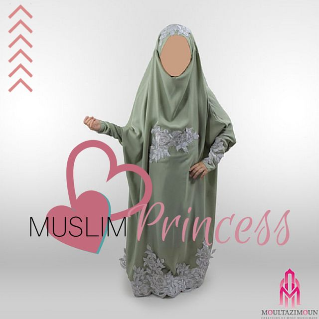 Moultazima Girl Collection ! #muslim #kids - #girl - #jilbab - #salat - #prière…
