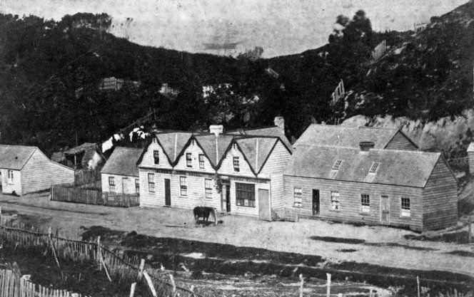 Karori Hotel, Tinakori Road, Wellington