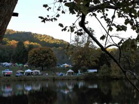 Lake Eden Arts Festival video - the Colors of LEAF. Next festival May 9-12 2013