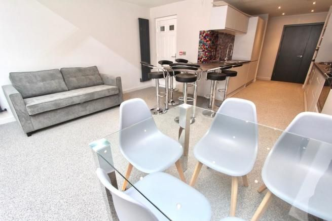 1 Bedroom House Share To Rent In Thompson Road Sheffield S11 1 Bedroom House Built In Furniture Property For Rent