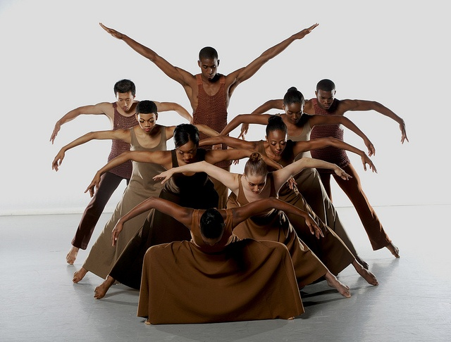 Alvin Ailey Dance, beyond amazing.