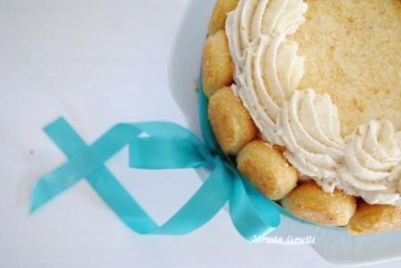 Charlotte alla nocciola/Cake e piccole tentazioni