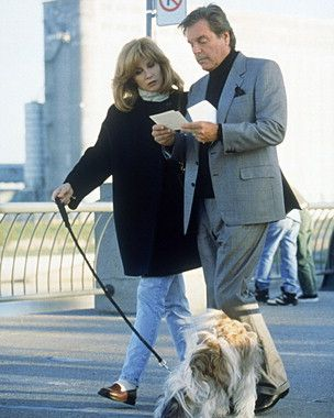 Robert Wagner Stefanie Powers. As Jennifer and Jonathan Hart, with Freeway the Pooch. Hart TO Hart