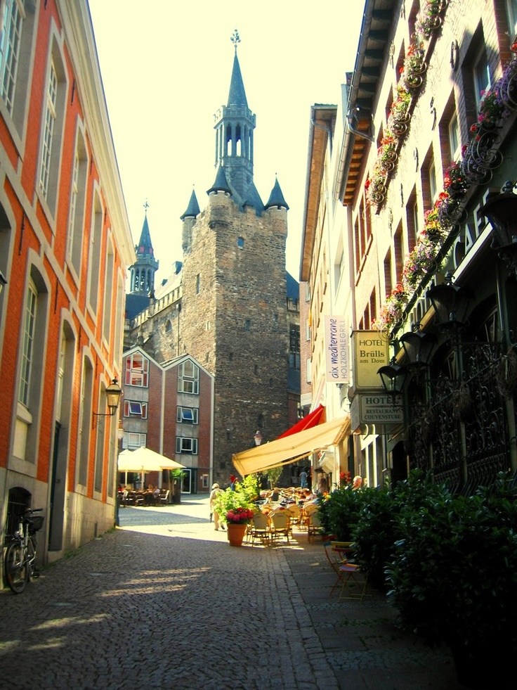 Aachen, Germany by vishalmisra.