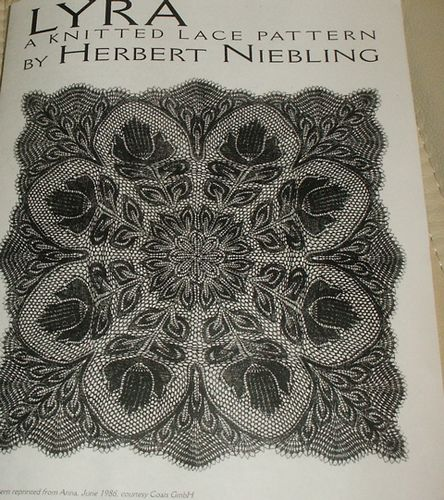 Lyra pattern by Herbert Niebling | Flickr - Photo Sharing!