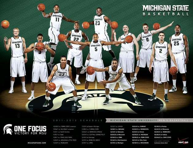 Go MSU Basketball