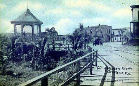 Downtown Ft Pierce 1900