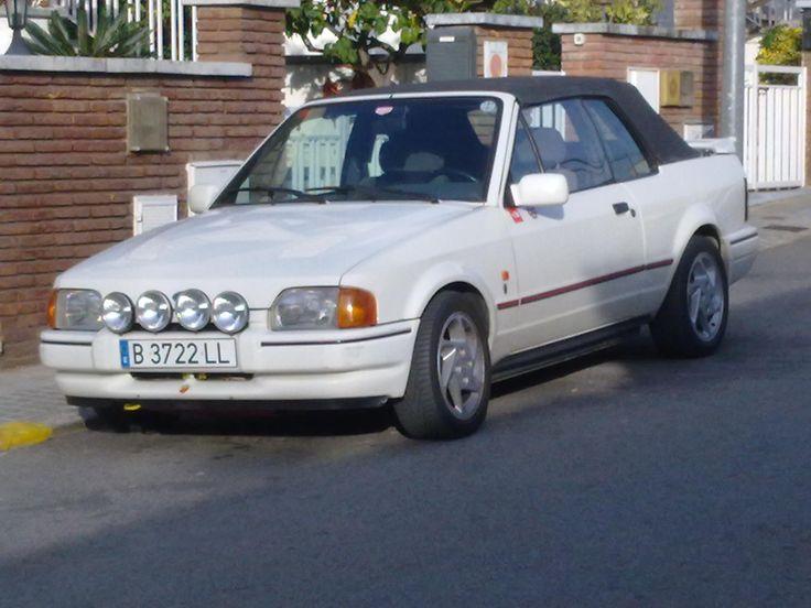 Escort Cabrio