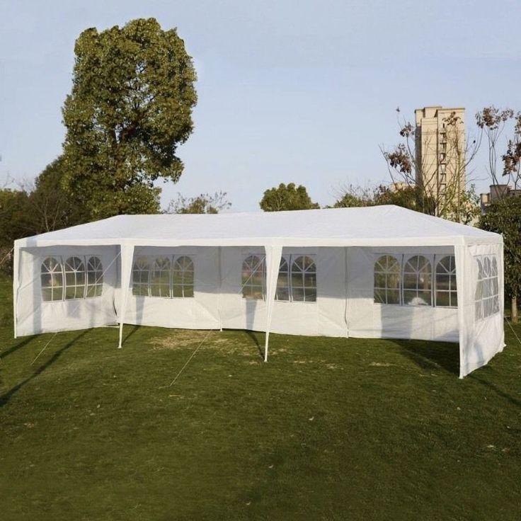 10u0027x30u0027 Party Wedding Outdoor Patio Tent Canopy Heavy Duty | EBay