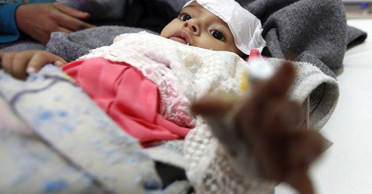 Yemen's Cholera Outbreak Reaches Grim Milestone | HuffPost