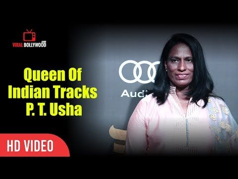 Queen Of Indian Track P. T. Usha At Indian Sports Honours Awards 2017 | VIralbollywood