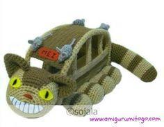 Amigurumi Totoro Receita : Best totori images amigurumi patterns crochet