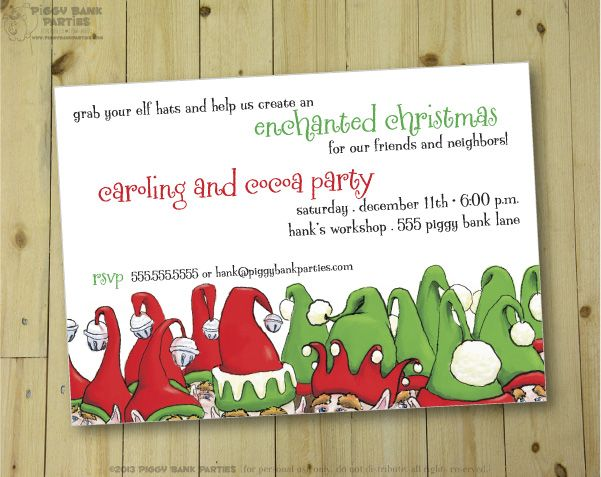 7 best Stuff to Buy images on Pinterest Christmas stuff - free templates christmas invitations