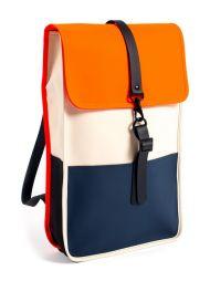 Essential Backpack in Orange