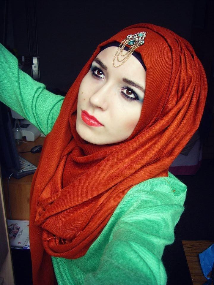 Nabila Hijab Fashion Pinterest More Hijabs Ideas
