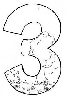 The Creation In Numbers Find This Pin And More On Bible Coloring Pages