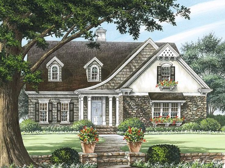 98 best european house plans images on pinterest