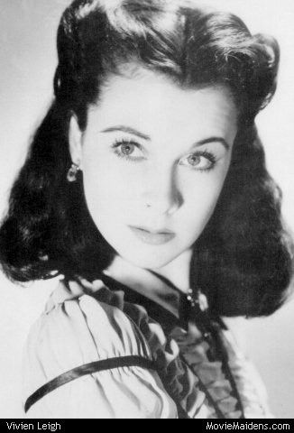 1930's...Vivian Leigh....Scarlett O' Hara, Gone With The Wind. Fantastic classic all time movie!