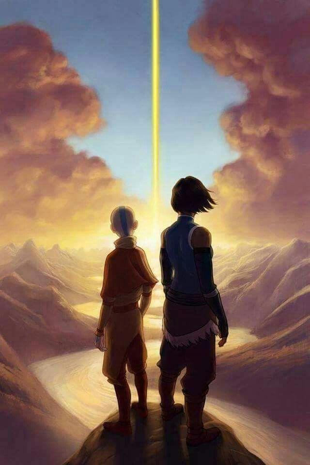 Looking to the Horizon | Aang & Korra | The Last Airbender | Legend of Korra | Avatar