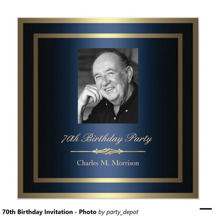 birthday party invitation templates free printable%0A   th Birthday Invitation  Photo