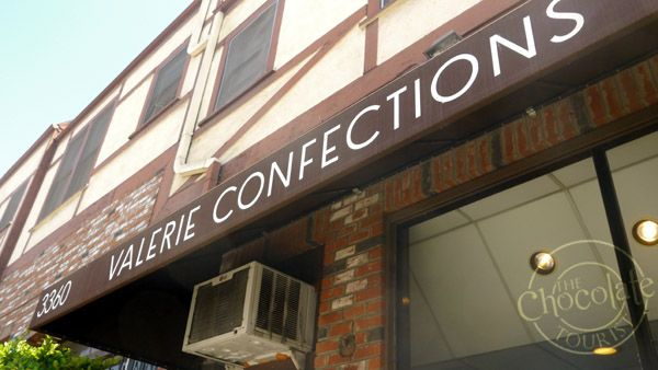 Valerie Confections in Koreatown, toffee and petits fours - and the caramel aint bad either. More on The Chocolate Tourist blog | #thechocolatetourist