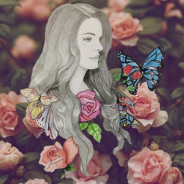 New Drawing!! @lanadelrey #new #Drawing #LanaDelRey #Society6 #Nuvango #Redbubble #BlackAndWithe #Youtube #FollowMe #NewSaga #newyork #Mariposas #surrealismo #Pintura #illustration #WorkingMonday #tagsforlikes #followforfollow #FanArt #Art #ArtWork #GansterWork #Roses #Flowers #Vintage #Tumblr
