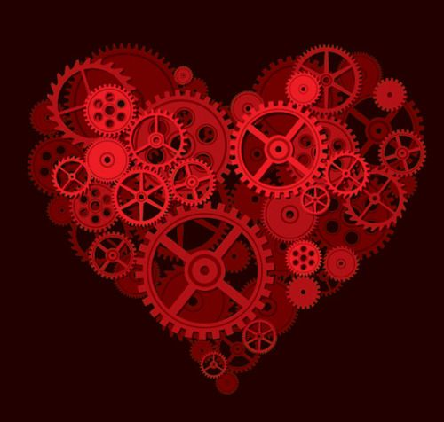 <3 gears, that is. <3 the heart is another matter altogether. <3