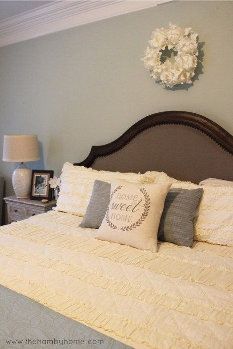 Rustic Glam Master Bedroom Ideas