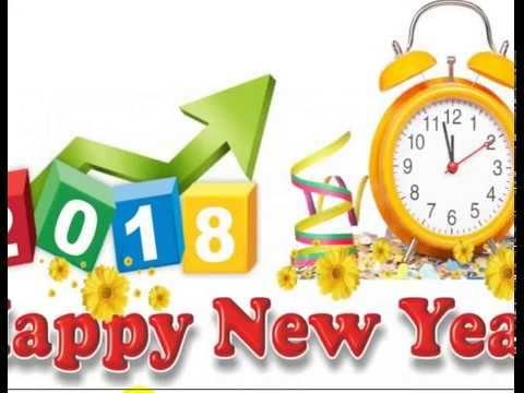 Frohes neues Jahr 2018 Bild - YouTube
