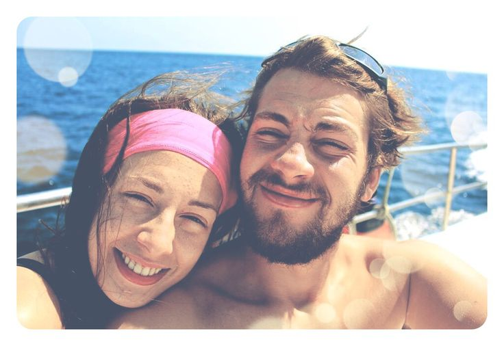 My boyfriend dive boat koh phi phi Thailand