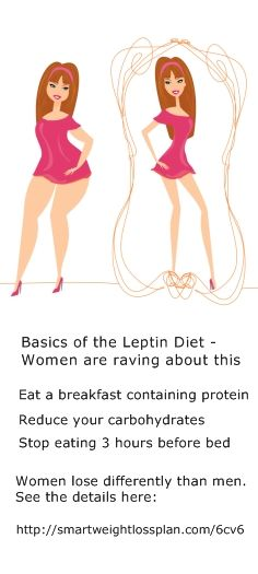 leptin diet for female weight loss