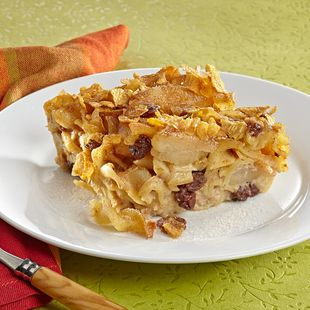 pioneer woman page 5 peach noodle kugel with cornflake crust see more ...