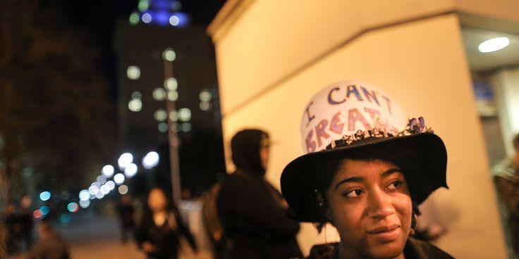 I Can't Breathe': Eric Garner's Last Words Symbolize Our Predicament