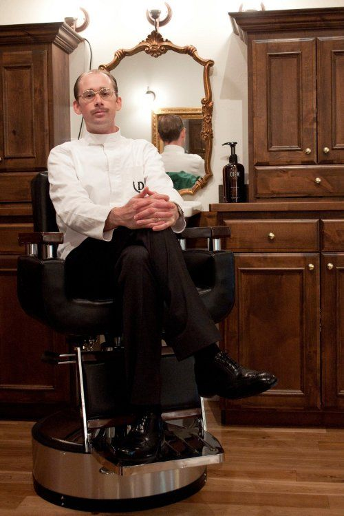 So You Want My Job: Barber