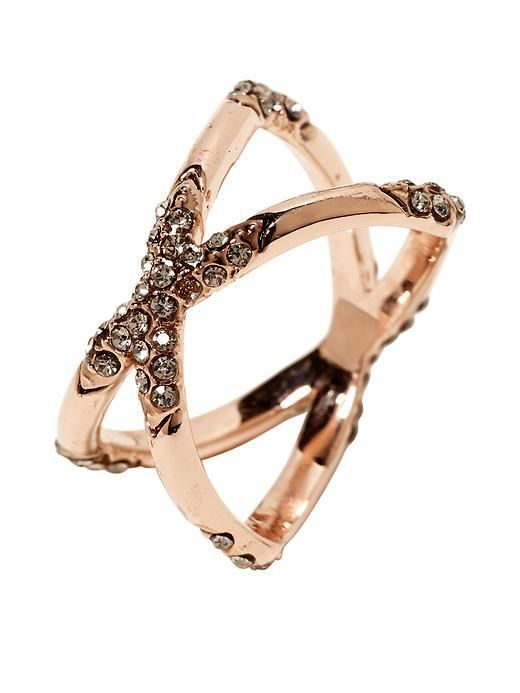 House of Harlow bracelet rose gold