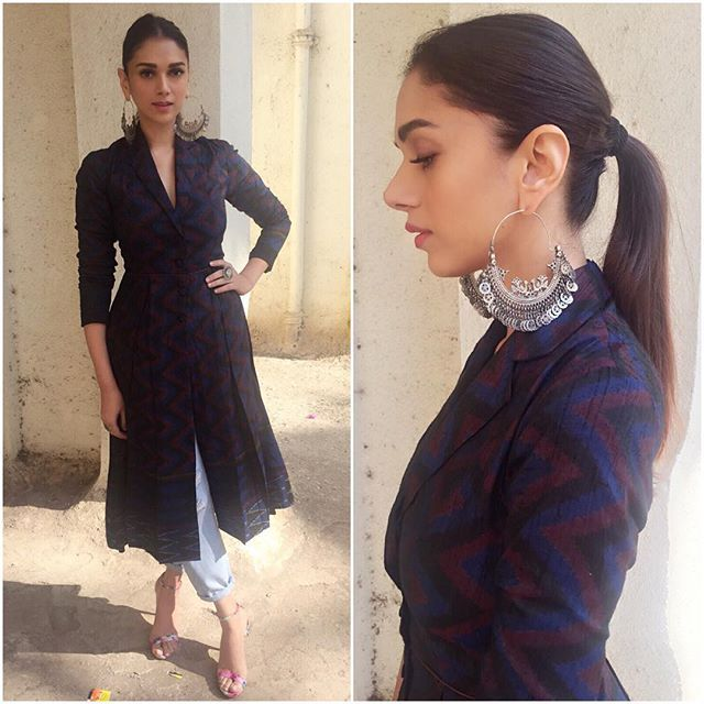 If you think ethnic wear means boring, you have still not seen Aditi Rao Hydari in her flamboyant ethnic styles lately. The actress who stars opposite Farhan Akhtar in Vidhu Vinod Chopra's Wazir is…