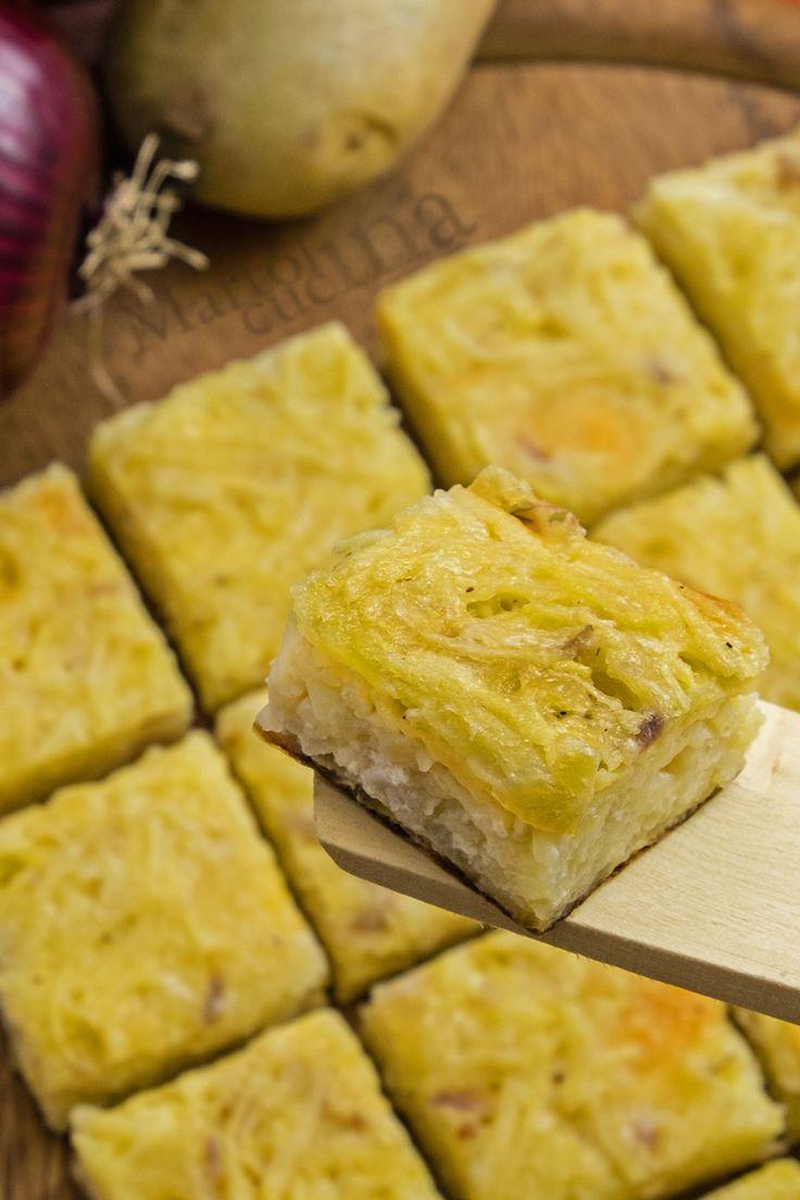 GRATIN DI PATATE GRATTUGIATE #patate #gratin #formaggio #antipasto #contorno #secondo #fingerfood #buffet #vegetariano #microonde #ricettafacile